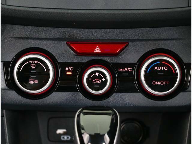 嬉しいフルオートエアコンを搭載!いつも快適な空調で運転できます!!