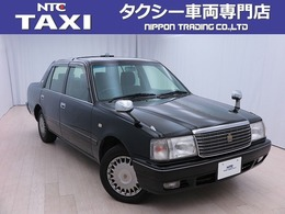 トヨタ クラウンセダン 2.0 スーパーデラックス Gパッケージ LPG タクシー