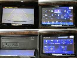 カロッツェリア製メモリーナビ AVIC-ZH0009 ブルートゥース対応 DVD&CD再生可能 SD録音&再生可 クルーズカウンターユニット(SDカード無し)