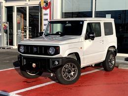 スズキ ジムニー 660 XC 4WD 5MT LEDライト シートヒーター ナビ付き