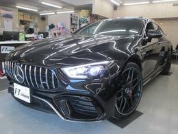 メルセデスAMG GT 4ドアクーペ 63 S 4マチックプラス 4WD フルオプション
