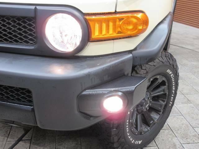 LEDヘッドライトへの変更も可能!