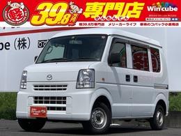 マツダ スクラム 660 PA ハイルーフ 車検整備・ETC・走行距離4.9万Km・キー2個