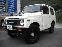 スズキ ジムニー 660 HC 4WD アイボリー全塗装カスタム