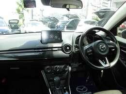 運転席からの視界も良好!周りも見やすく運転楽々!