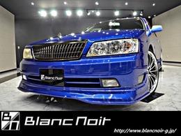 日産 ローレル 2.0 メダリストG ブルーメタリック全塗装フルエアロ19インチ
