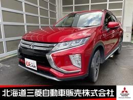 三菱 エクリプスクロス 1.5 G プラスパッケージ 4WD 本州仕入れ本革シート運転席パワ-シ-トSDA