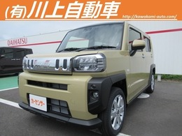 ダイハツ タフト 660 G メッキパック/自動ブレ-キ/Bカメ/サンル-フ