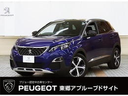 プジョー 3008 GTライン /1オーナー/禁煙車/認定中古車/衝突軽減B