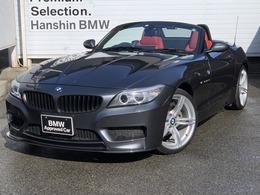 BMW Z4 sドライブ 20i Mスポーツ 認定保証コーラルレッドレザー純正19アルミ