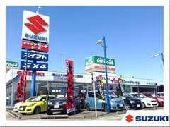 ◆ディーラーならではの低走行・高年式・程度良好なお車を多数ご用意しております。スズキのお車なら当店にお任せ下さい。