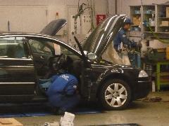 VW認定「マイスター」有資格者サービススタッフがメンテナンス致します。少しでも不安なことがあったら御相談下さい★