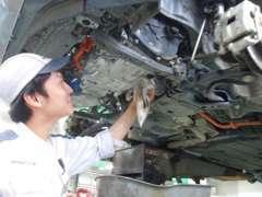 ホンダ認定の整備士が1台1台丁寧に整備するのでご安心下さい。