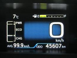 走行距離はおよそ46,000kmです。