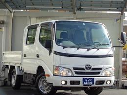 トヨタ トヨエース 3.0 ダブルキャブ ロング シングルジャストロー ディーゼル 5速MT