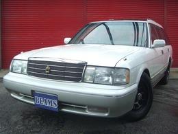 トヨタ クラウンワゴン 2.5 ロイヤルサルーン コラム デイトナ