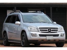 メルセデス・ベンツ GLクラス GL550 4マチック 4WD 20AW 予備AW付 SR HDD Bモニタ 記録簿