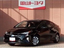 トヨタ プリウス 1.8 S セーフティ プラス メモリ-ナビ・スマ-トキ-・LED付き