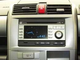 CDチューナー付きです。お気に入りの音楽と一緒に快適なドライブをお楽しみください!