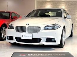 BMW 5シリーズ アクティブハイブリッド 5 Mスポーツパッケージ 黒革/サンルーフ/МスポーツPKG