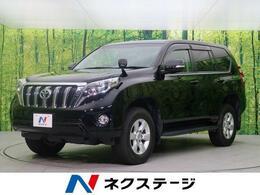 トヨタ ランドクルーザープラド 2.7 TX 4WD SDナビ サンルーフ