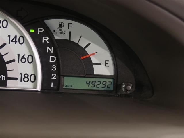 走行距離計の画像です。※撮影時の実走距離となります。車両の移動等により走行距離が進んでいる場合があります