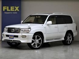 トヨタ ランドクルーザー100 4.7 VXリミテッド Gセレクション 4WD 後期LOOK 1ナンバー登録可 本州仕入