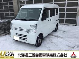 三菱 ミニキャブバン 660 G ハイルーフ 5AMT車 4WD エンジンスターター
