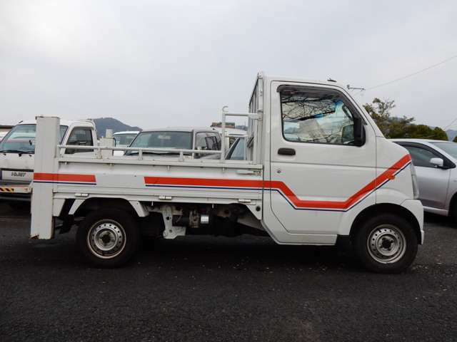 4WD 新明和 垂直パワーゲート