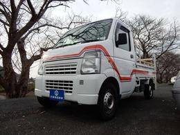 マツダ スクラムトラック 660 KC パワステ 3方開 4WD 垂直パワーゲート禁煙ShinMaywa製荷台鉄板