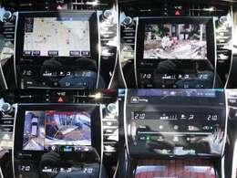 ナビゲーション フルセグテレビ アラウンドビューモニター付きです!