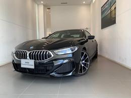 BMW 8シリーズグランクーペ 840i Mスポーツ 弊社試乗車  サンルーフ 20インチAW