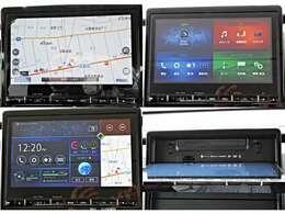 【ディーラーオプション】10.1型メモリーナビ(Bluetoothオーディオ・ハンズフリー・DVD/CD再生機能・フルセグテレビ)