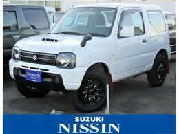 スズキ ジムニー 660 XG 4WD 保証付販売車/ナビTV/ドライブレコーダー