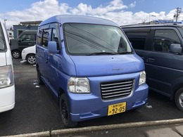 ホンダ バモスホビオ 660 M 4WD