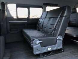 座り心地が良いFASPシート!リクライニングシートとなります!