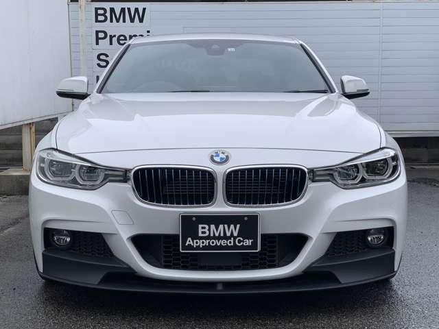 BMW電気モデル車両です。