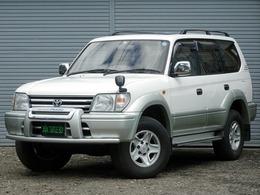 トヨタ ランドクルーザープラド 3.0 TX リミテッド ディーゼルターボ 4WD ディーゼル キャンピング仕様 5人乗り
