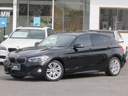 BMW 1シリーズ 118i Mスポーツ 認定中古車 純正ナビ Bカメ ETC