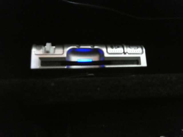 ETCは助手席グローボックス内に装備!