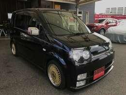 TEIN車高調・ENKEI 15アルミ付!!旧車のスタイルで仕上げました!