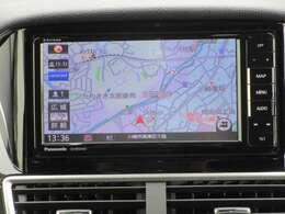 パナソニック製メモリーナビ(CN-RE04WD) フルセグ bluetooth対応 DVD再生機能 バックカメラ付き