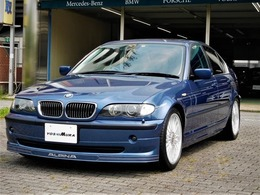 BMWアルピナ B3 S 3.3 リムジン スイッチトロニック 右ハンドル 黒革シート