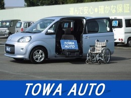 トヨタ ポルテ 1.5 F ウェルキャブ 助手席リフトアップシート車 Aタイプ リモコン付