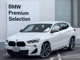 BMW X2 M35i 4WD 弊社元デモカーMシートシートヒーターACC