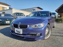 BMWアルピナ B3 ビターボ リムジン ニコル物/黒革シート