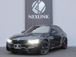 BMW M3セダン M DCT ドライブロジック 車検整備・カーボンルーフ