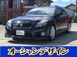 トヨタ クラウンアスリート 2.5 アニバーサリーエディション 検R4/3 純正18AW  モデリスタエアロ