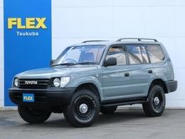トヨタ ランドクルーザープラド 2.7 TX リミテッド 4WD 丸目 ムーンウォークグレー