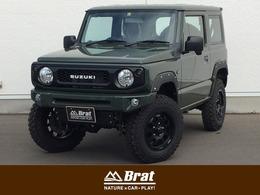 スズキ ジムニー 660 XG 4WD 新品FARMリフトUP 新品ショートバンパー